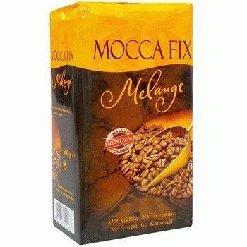 Mocca Fix Melange – натуральный молотый кофе с карамелью, 500 гр.