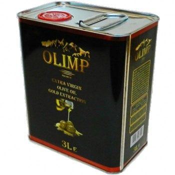 Греческое масло Olimp Olive Oil Extra Vergin Gold Extracted