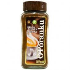 OPoranku – растворимый кофе (кофезаменитель + кофе), 300 гр.