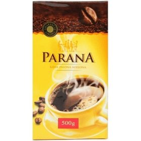 Parana – натуральный молотый кофе, 500 гр.