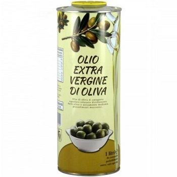 Olio Extra Vergine di Oliva – масло оливковое, 1000 мл.