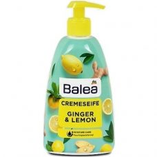 Жидкое мыло Balea Cremeseife Ginger & Lemon