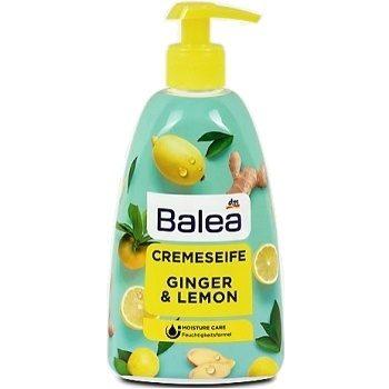 Жидкое мыло Balea Cremeseife Ginger & Lemon