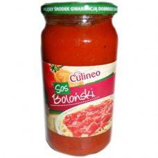 Culineo Sos Bolonski– томатный соус «Болонский», 520 мл.