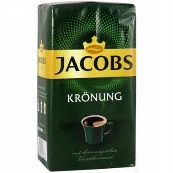 Jacobs Kronung – молотый кофе (арабика), 500 гр.