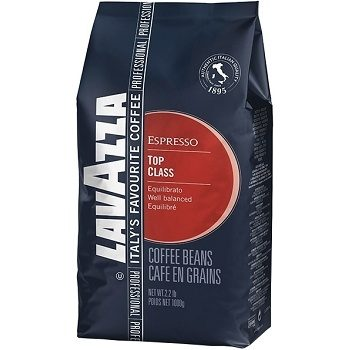Lavazza Top Class – кофе в зернах, 1000 гр.