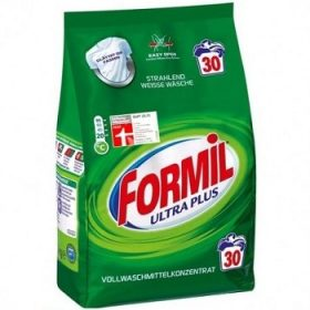 Formil Ultra Plus – стиральный порошок для белого и светлого, 2 кг.