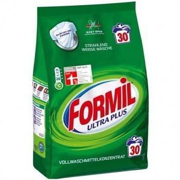 Стиральный порошок для белого Formil Ultra Plus