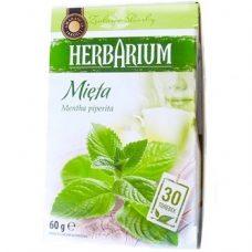 Травяной чай с мятой Herbarium Mieta