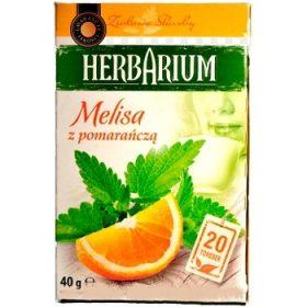 Herbarium Melisa z Pomarancza – травяной чай с мелиссой, 20 шт.
