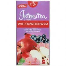 Intensitea Wieloowocowy – фруктово-ягодный чай «Ассорти», 20 шт.