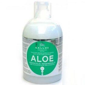 Kallos Aloe – шампунь для сухих волос, 1000 мл.