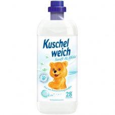Ополаскиватель для чувствительной кожи Kuschelweich Sanft & Mild