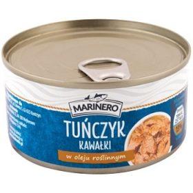 Marinero Tunczyk w Oleju Roslinnym – тунец в растительном масле (кусочками), 185 гр.