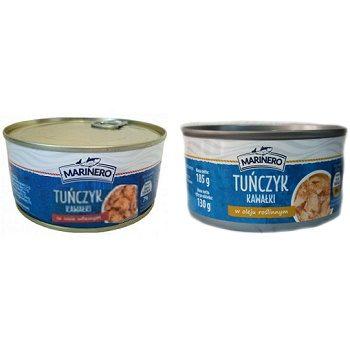 Marinero Tunczyk - тунец в собственном соку и масле, 185х2 гр. (2 Шт.)