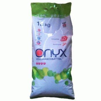 Onyx Vollwaschmittel – универсальный стиральный порошок, 6/10 кг.