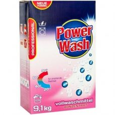 Power Wash Professional Universal – универсальный стиральный порошок, 9.1 кг.