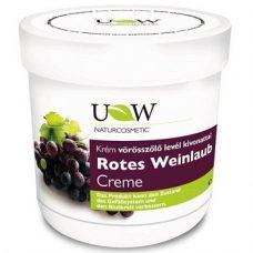 Крем для ног UW Rotes Weinlaub