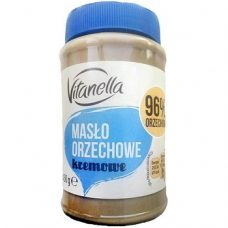 Арахисовая паста Vitanella Maslo Orzechowe Kremowe