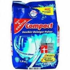 Gut&Gunstig Compact – порошок для посудомоечных машин, 1800 гр.