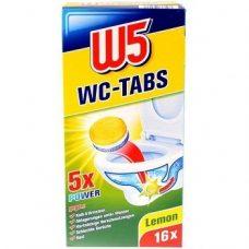 Таблетки для чистки унитаза WC-Reiniger Tabs Lemon