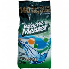Wasche Meister Universal – универсальный стиральный порошок, 10 кг.