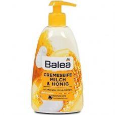 Balea Milch & Honig – жидкое крем-мыло для рук (молоко и мед), 500 мл.