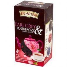 Чай с лепестками розы Big-Active Platki Rozy