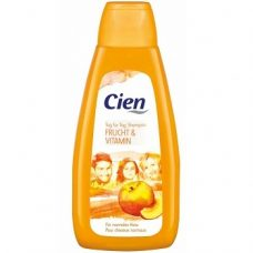 Cien 7 Frucht & Vitamin – шампунь для ежедневного ухода, 500 мл.