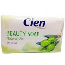 Туалетное мыло Cien Beauty Soap Natural Oils