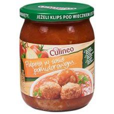Culineo Pulpety w Sosie Pomidorowym– фрикадельки в томатном соусе, 500 гр.