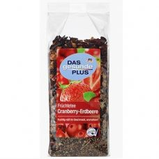 DAS gesunde PLUS Cranberry-Erdbeere – органический фруктовый чай, 200 гр.