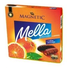 Конфеты с желе Magnetic Mella Galaretka Orange