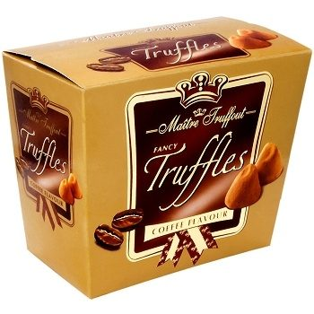 Шоколадные трюфели Maitre Truffout Coffee Truffles