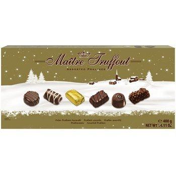 Шоколадные конфеты Maitre Truffout Assorted Pralines