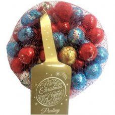 Шоколадные шарики Merry Christmas Praliny
