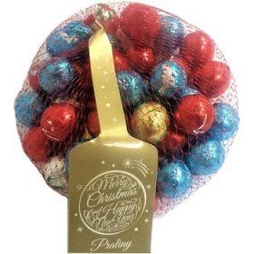 Merry Christmas Praliny – шоколадные шарики с пралине, 180 гр.