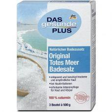 DAS gesunde PLUS Original Totes Meer – соль Мертвого моря для ванн, 1.5 кг.