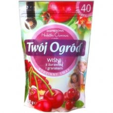 Twoj Ogrod Wisni – фруктовый чай (вишня + клюква + гранат), 40 шт.