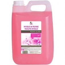 FX Midlo Rozani Ogrod – жидкое мыло для рук (роза), 5000 мл.
