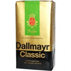 Dallmayr Classic – молотый кофе, 500 гр.