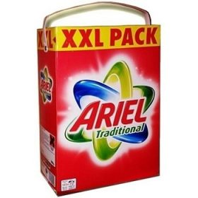 Ariel Traditional Giga Pack – универсальный стиральный порошок, 10 кг.