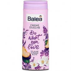 Balea Do What You Love – гель-крем для душа (слива), 300 мл.