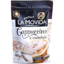 Cafe Dor La Movida Czekoladowe – капучино с шоколадным вкусом, 130 гр.