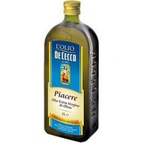 De Cecco Piacere Extra Vergine – оливковое масло, 1000 мл.