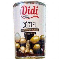 Didi Coctel – коктейль из оливок и маслин, 300 гр.