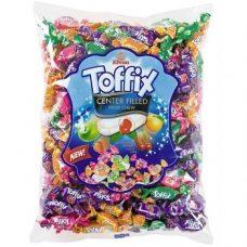 Elvan Toffix Fruit Mix – жевательные конфеты с фруктовым вкусом, 1000 гр.