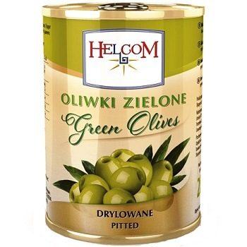 Зеленые оливки Helcom Green Olives