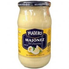 Madero Majonez Wyborny– майонез с яйцом, 400 мл.