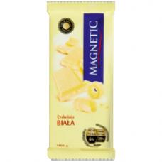 Magnetic Czekolada Biala – белый шоколад, 100 гр.